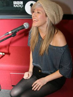 Yess Ellie Goulding... her fashion <3 I love her entire outfit!
