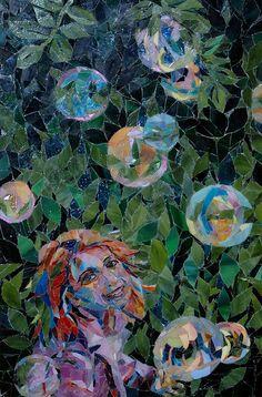 Bubbles For Lola ~  by Carol Shelkin
