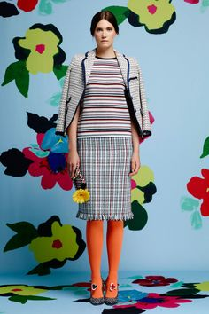RESORT 2015 THOM BROWNE COLLECTION