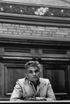 Derrida: The Excluded Favorite by Emily Eakin | NYRblog | The New York Review of Books