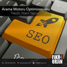 Arama Motoru Optimizasyonu Nedir, Nasıl Yapılır? http://blog.fikriorjin.com/2016/06/arama-motoru-optimizasyonu-nedir-nasil-yapilir/ #digital #graphic #visual #art #web #webdesign #design #social #creative #marketing #work #office #fikriorjin #blog