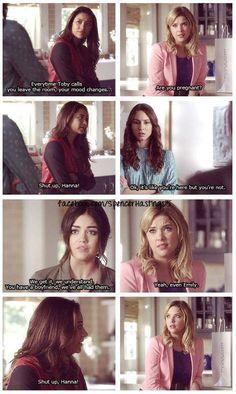 Shay Mitchell (Emily Fields) , Ashley Benson (Hanna Marin) , Troian Bellisario (Spencer Hastings) ,  Lucy Hale (Aria Montgomery) - Pretty Little Liars