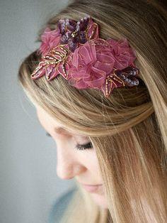 flower headbands  by Academy J