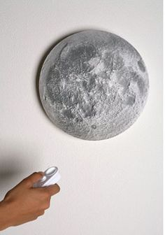 Luminária Lua - Moon in my Room