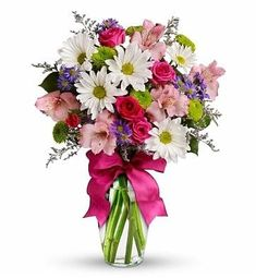 Mother's day flower delivery in USA to convey your love towards your mom. Order mothers day flowers online only from giftblooms to make delivery at your mom's place. Choose best flowers for mom and send online. Get Well Flowers, Flowers For Mom, Mothers Day Flowers, Summer Flowers, Fresh Flowers, Beautiful Flowers, Flowers Garden, Cheap Flowers, Send Flowers