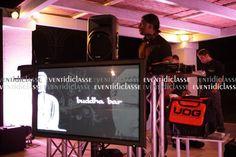 Il mitico DJ Ravin - Buddha Bar in esclusiva per Eventi di Classe - Rosy Fusillo