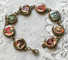 Bioshock Infinite Vigors Bracelet Gaming by DianaJewelryDesign