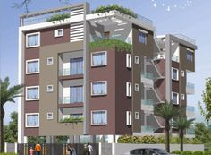 Shravanthi Castle, 3BHK, 4BHK Apartments sale off Dollars Colony, BTM Layout, Bangalore, When designed thoughtfully, space can be converted.......