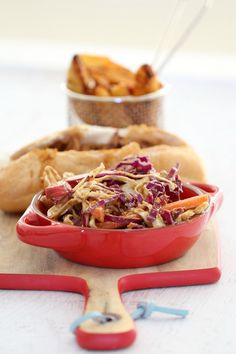 Thermomix Asian Slaw with Satay Dressing Deliciously fresh and simple – this Asian Slaw with Satay Dressing is always a hit! Serve with pulled pork or grilled meat for a totally yummy meal. Asian Slaw, Good Food, Yummy Food, Australian Food, Satay Recipe, Grilled Meat, Vegetable Dishes, Pulled Pork, Food And Drink
