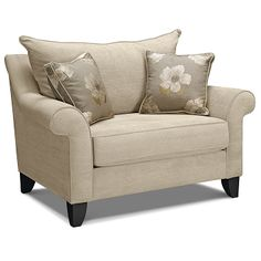Claire Upholstery Chair | Furniture.com $499.99