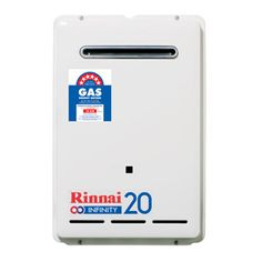 The Rinnai INFINITY 26 is Australia's favorite Continuous Flow Hot Water System. A Standard feature in Bathroom home, the INFINITY 26 ensures you will always have enough hot water for showering.