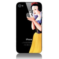 Poisonous Apple. Okay, if i ever get an iphone.. i am getting this! so cool(: random-stuff