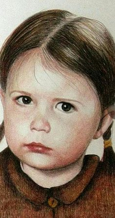 Portret tekening Juliette swillens