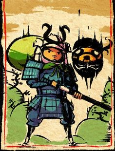 Samurai Finn and Jake