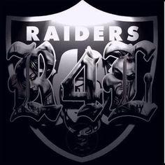 RN4life Oakland Raiders Memes, Oakland Raiders Football, Raiders Tattoos, Raiders Wallpaper, Xmas Pictures, Xmas Pics, Raiders Stuff, Raiders Baby, Pennywise The Clown