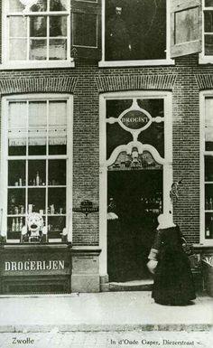 de oude gaper Zwolle
