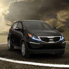 Bold exterior. Smooth lines. Dynamic design. Kia Sportage. http://www.kia.com/us/en/vehicle/sportage/2015/experience?story=hello&cid=socog