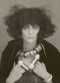 Tilda Swinton as the Marchesa de Casati