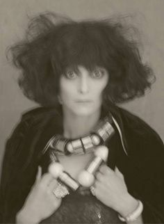 "Luisa Casati by Man Ray ""As the concept of dandy was expanded in the 20th century to include women, the marchesa Casati fitted the utmost female example by saying: ""I want to be a living work of art"""