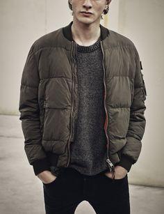 AllSaints New Arrivals: Furlough Bomber Jacket #outerwear