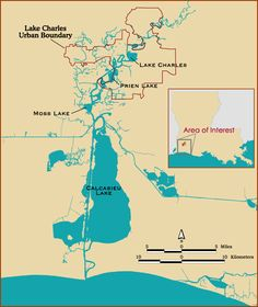 calcasieu lake | Calcasieu is a fertile estuary located in the southwest corner of ...