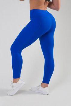 81c28d5d544a3 The Sami's - Cobalt Workout Attire, Workout Wear, Cute Gym Outfits, Yoga  Fitness