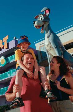 Disney Resort Hotels, Disney's Pop Century Resort - Family, Walt Disney World Resort