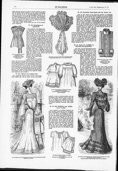 Gracieuse. Geïllustreerde Aglaja, 1902, aflevering 19, pagina 150
