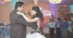 A Practice that Began at a Quinceanera Show; The Quinceanera Waltz Quinceanera Dances, Quinceanera Traditions, Quinceanera Planning, Quinceanera Decorations, Quinceanera Party, Tim Mcgraw, George Strait, Carlisle, 15th Birthday Party Ideas