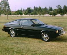 1983 Toyota Corolla 5-Speed 3TC Engine