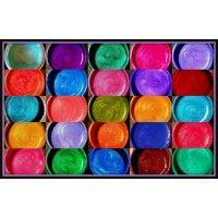 Silks Acrylic Glazes by Luminarte