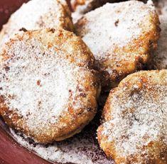 Gorditas de Piloncillo (Sweet Fried Masa Cakes)
