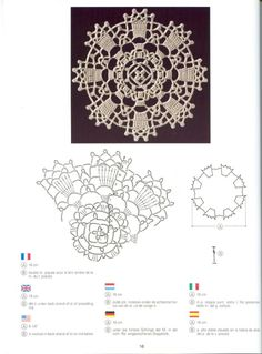 Gallery.ru / Фото #6 - DMC. Creations Crochet D'or - Malinka-Malinka
