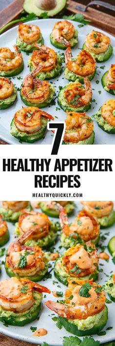 Easy and cheap healthy appetizers. Quick recipes to make ahead for party, for a crowd and for kids. Simple to make, including gluten free, low carb, vegetarian, vegan, paleo and many others. Fruit and vegetable based appetizers that are perfect for every occasion, like christmas, fall, thanksgiving, and summer. Ideal for two, with cucumber, avocado, shrimp, meat to get some protein. To have these healthy appetizers visit website…