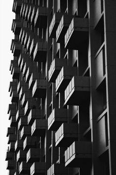 Condo units in the downtown Philadelphia, PA area.