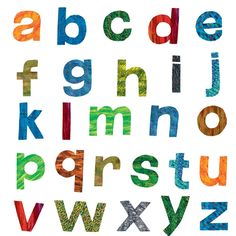 Eric Carle Letter Clipart - Free Clipart
