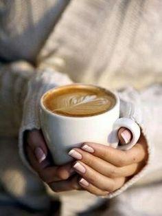 Когда душа начнет мерзнуть - сварите какао, возьмите хорошую книгу, включите любимую музыку или позовите близких людей:)