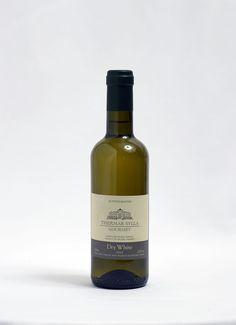Dry white #wine, #ThermaeSylla #Gourmet Mini Boutique, White Wine, Whiskey Bottle, Food, Gourmet, Essen, White Wines, Meals, Yemek