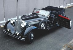 1935 Horch 853 Sport