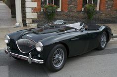 Austin Healey 100 M 1956