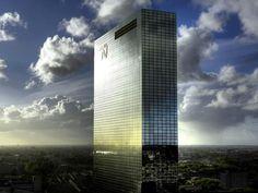 Delftse Poort, misschien wel het beste gebouw van Rotterdam