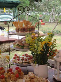 Menu vegetariano para matrimonio en Villa de Leyva, Colombia