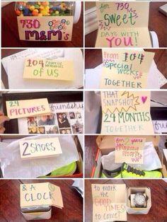 Awesome anniversary idea