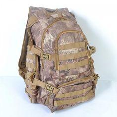 Камуфляжный тактический рюкзак на 55 л - Kryptek Nomad