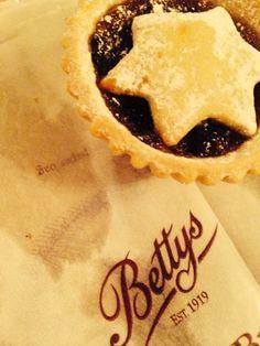 Mmmm!! Betty's