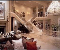 That staircase though!♡