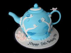 Pin Cakes Tea Pot Cake Kids Geelong Childrens Birthday On  more at Recipins.com