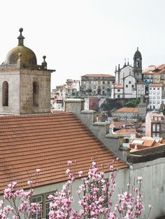 A city break in Porto - Part 1 - via These Four Walls 13.04.2015 | A couple of weeks ago we hopped over to Portugal for a week's break, split between Porto and the beautiful vineyards of the Douro Valley.  I've spent a fair bit of time in Portugal in recent years (beguiling Lisbon, the elegant old city of Evora), but I've never before made it as far north as Porto. It's one of Europe's oldest cities...
