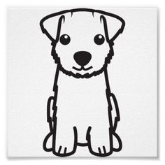 Shop for Dog iPad cases and covers for the iPad Pro or Mini. No matter which iteration you own we have an iPad case for you! Cartoon Posters, Cartoon Dog, Ugly Puppies, Norfolk Terrier, Dog Poster, Terrier Dogs, Animal Drawings, Ipad Mini, Pet Adoption