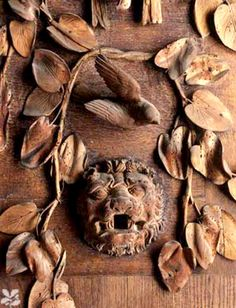 Fruit, Grinling Gibbons panelling, Carved Room   Room, House and ...